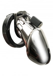 CB 6000 CHASTITY CAGE CHROME