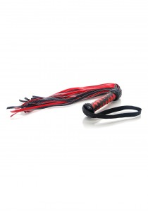 SCARLET COUTURE DIAMOND FLOGGER