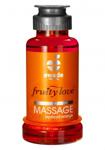 WARMING MASSAGE APRICOT 100 ML