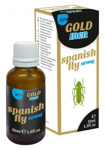 ERO SPANISH FLY MEN GOLD STRONG 30M