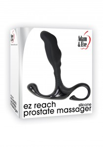 EZ REACH PROSTATE MASSAGER BLACK