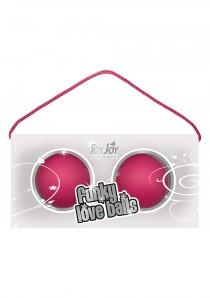 FUNKY LOVE BALLS PINK