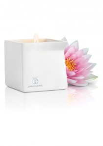 AFTERGLOW CANDLE PINK LOTUS