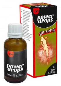 ERO MEN POWER GINSENG DROPS 30ML