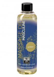 SHIATSU MASSAGE OIL MASCULINE 250ML