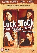Lock stock and two smoking barrels (DVD)