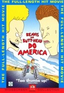 Beavis and Butthead-do America
