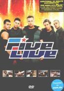 Five - Live (DVD)