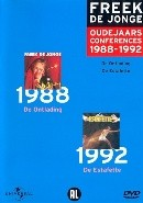 Freek de Jonge - oudejaars conferences 1988 & 1992 (DVD)