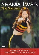 Shania Twain - Specials (DVD)