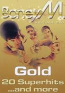 Boney M - gold/superhits & more (DVD)