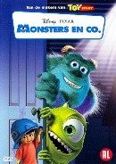 Monsters en co (DVD)