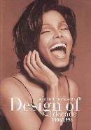 Janet Jackson - design of a decade (DVD)