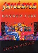 Santana - sacred fire live Mexico (DVD)