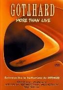 Gotthard - more than live (DVD)