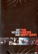 Dave Matthews - video's 1994 - 2001 (DVD)