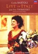 Cecilia Bartoli - live in Italy (DVD)