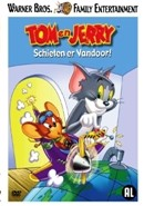Tom & Jerry - Schieten er vandoor (DVD)