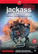 Jackass the movie (DVD)