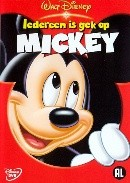 Iedereen is gek op Mickey (DVD)