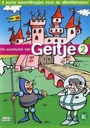 Avonturen van geitje 2 (DVD)