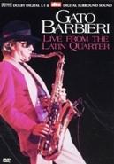 Gato Barbieri - live Latin Quarter (DVD)