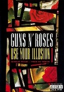 Guns N' Roses - use your illusion 1 (DVD)