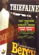 Hubert Felix Thiefaine - En Concert (DVD)