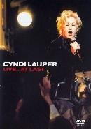 Cyndi Lauper - live... at last (DVD)