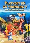 Platvoet 5-mysterieuze eiland (DVD)