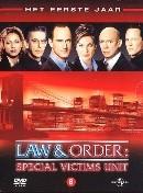 Law & order S.V.U. - Seizoen 1  (DVD)