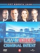 Law & order C.I. - Seizoen 1 (DVD)