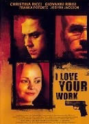 I love your work  (DVD)