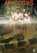 Anacondas-the hunt for the blood orchid (DVD)