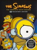Simpsons - Seizoen 6 (DVD)