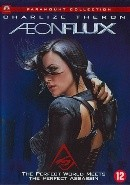 Aeon flux the movie (DVD)