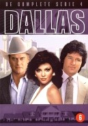 Dallas - Seizoen 4 (DVD)