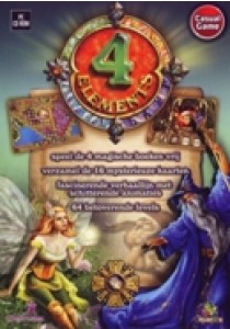 4 elements (PC DVD-ROM)