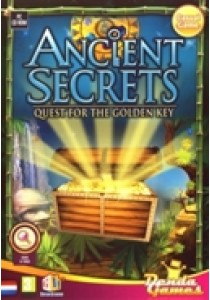Ancient secrets quest for the golden key (PC DVD-ROM)