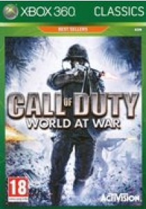 Call of duty - World at war (XBOX360)
