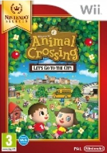 Animal crossing - Let's go the city (WII)