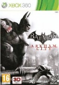 Batman - Arkham city (XBOX360)
