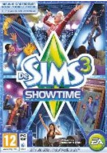 Sims 3 - Showtime (PC DVD-ROM)