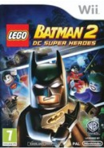 LEGO Batman 2 - DC superheroes (WII)