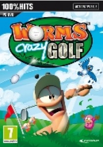 Worms crazy golf (PC DVD-ROM)