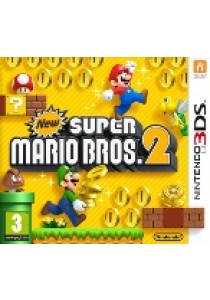 New super Mario bros 2 (NIN3DS)