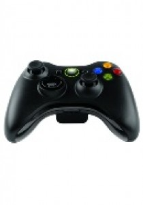 Wireless controller black X-box360 (XBOX360)