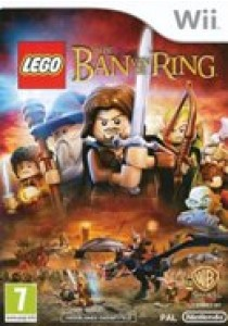LEGO In de ban van de ring (WII)