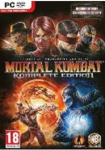 Mortal kombat (PC DVD-ROM)