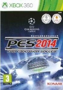 Pro evolution soccer 2014 (XBOX360)